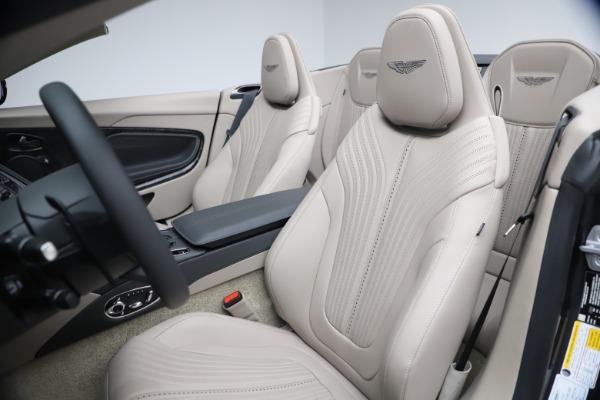 New 2021 Aston Martin DB11 Volante Convertible for sale $270,386 at Maserati of Greenwich in Greenwich CT 06830 20