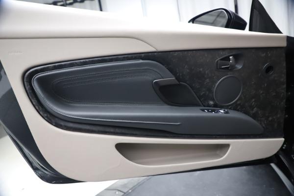 New 2021 Aston Martin DB11 Volante Convertible for sale $270,386 at Maserati of Greenwich in Greenwich CT 06830 22