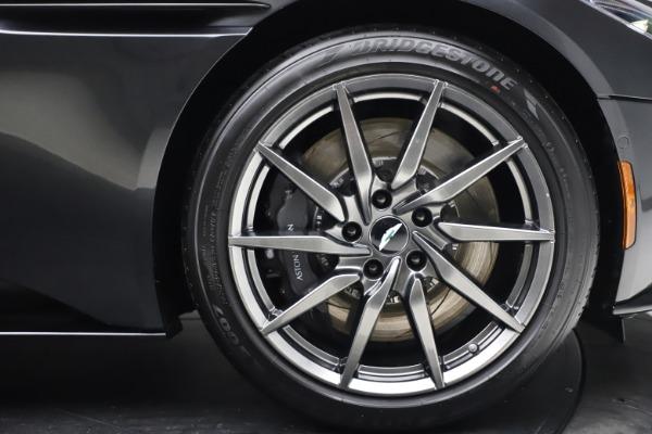 New 2021 Aston Martin DB11 Volante Convertible for sale $270,386 at Maserati of Greenwich in Greenwich CT 06830 26