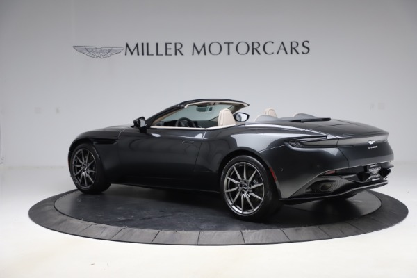 New 2021 Aston Martin DB11 Volante Convertible for sale $270,386 at Maserati of Greenwich in Greenwich CT 06830 3