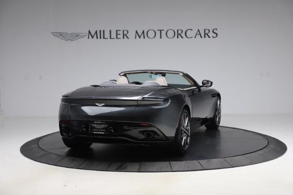 New 2021 Aston Martin DB11 Volante Convertible for sale $270,386 at Maserati of Greenwich in Greenwich CT 06830 6