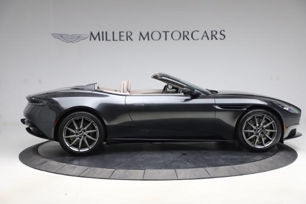 New 2021 Aston Martin DB11 Volante Convertible for sale $270,386 at Maserati of Greenwich in Greenwich CT 06830 7