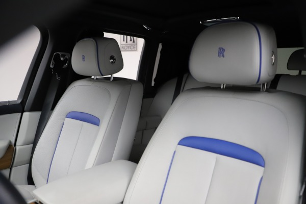 Used 2019 Rolls-Royce Cullinan for sale $349,900 at Maserati of Greenwich in Greenwich CT 06830 15