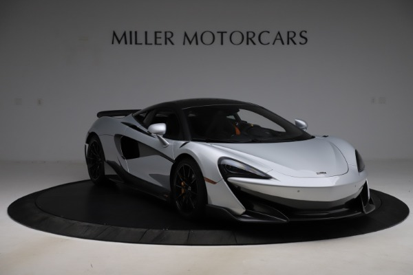 Used 2019 McLaren 600LT for sale Sold at Maserati of Greenwich in Greenwich CT 06830 10