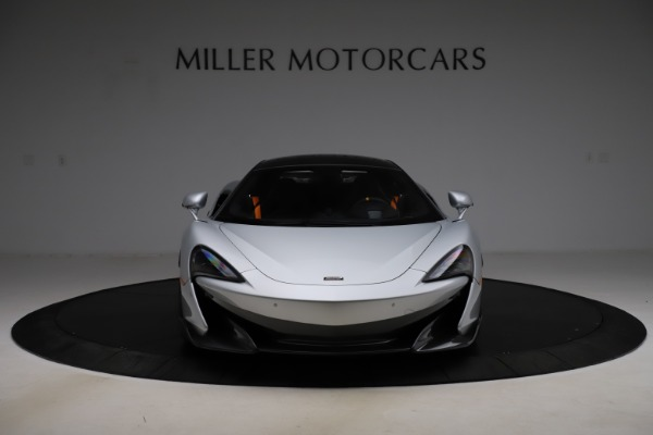 Used 2019 McLaren 600LT for sale Sold at Maserati of Greenwich in Greenwich CT 06830 11
