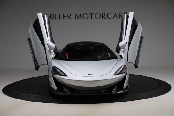 Used 2019 McLaren 600LT for sale Sold at Maserati of Greenwich in Greenwich CT 06830 12