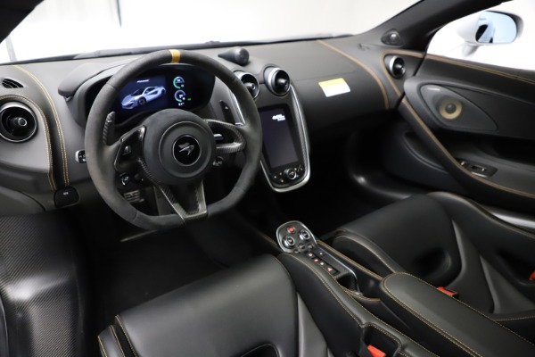 Used 2019 McLaren 600LT for sale Sold at Maserati of Greenwich in Greenwich CT 06830 13