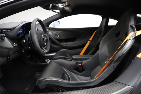 Used 2019 McLaren 600LT for sale Sold at Maserati of Greenwich in Greenwich CT 06830 14