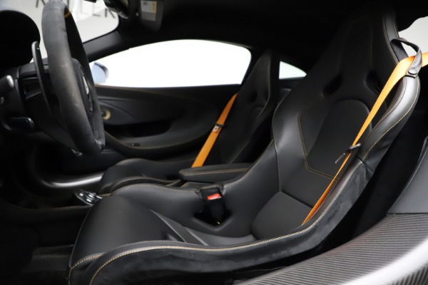 Used 2019 McLaren 600LT for sale Sold at Maserati of Greenwich in Greenwich CT 06830 15