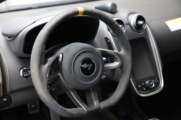 Used 2019 McLaren 600LT for sale $223,900 at Maserati of Greenwich in Greenwich CT 06830 16