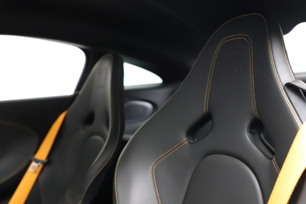 Used 2019 McLaren 600LT for sale Sold at Maserati of Greenwich in Greenwich CT 06830 18