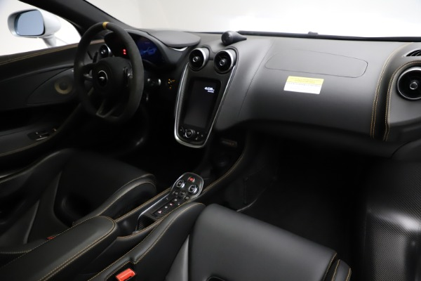 Used 2019 McLaren 600LT for sale Sold at Maserati of Greenwich in Greenwich CT 06830 19
