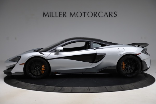 Used 2019 McLaren 600LT for sale Sold at Maserati of Greenwich in Greenwich CT 06830 2