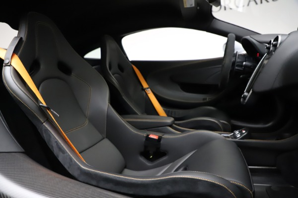 Used 2019 McLaren 600LT for sale Sold at Maserati of Greenwich in Greenwich CT 06830 21