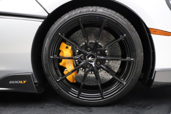 Used 2019 McLaren 600LT for sale Sold at Maserati of Greenwich in Greenwich CT 06830 26