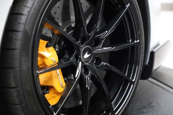 Used 2019 McLaren 600LT for sale Sold at Maserati of Greenwich in Greenwich CT 06830 27