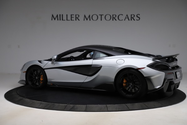 Used 2019 McLaren 600LT for sale Sold at Maserati of Greenwich in Greenwich CT 06830 3