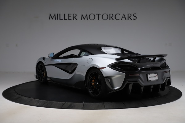 Used 2019 McLaren 600LT for sale Sold at Maserati of Greenwich in Greenwich CT 06830 4