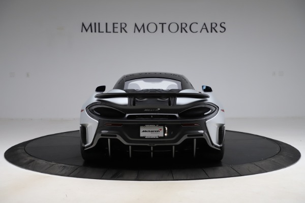 Used 2019 McLaren 600LT for sale Sold at Maserati of Greenwich in Greenwich CT 06830 5