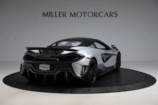 Used 2019 McLaren 600LT for sale Sold at Maserati of Greenwich in Greenwich CT 06830 6