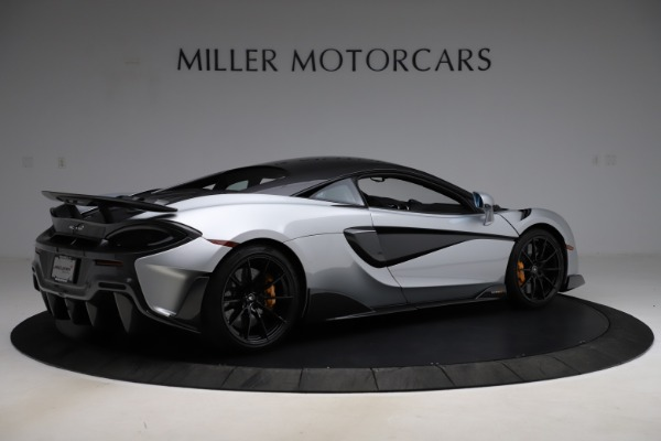 Used 2019 McLaren 600LT for sale Sold at Maserati of Greenwich in Greenwich CT 06830 7