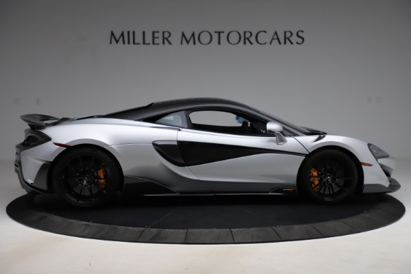 Used 2019 McLaren 600LT for sale Sold at Maserati of Greenwich in Greenwich CT 06830 8