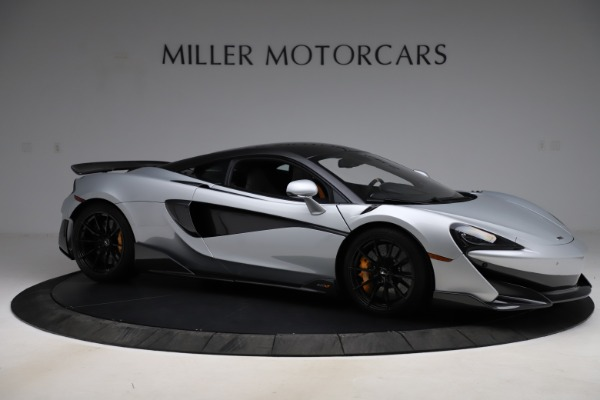 Used 2019 McLaren 600LT for sale Sold at Maserati of Greenwich in Greenwich CT 06830 9