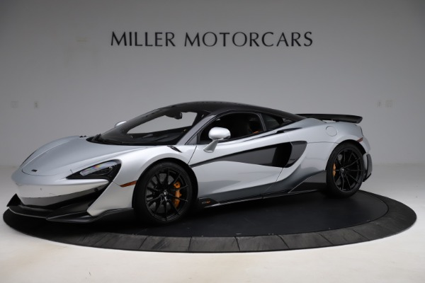 Used 2019 McLaren 600LT for sale Sold at Maserati of Greenwich in Greenwich CT 06830 1
