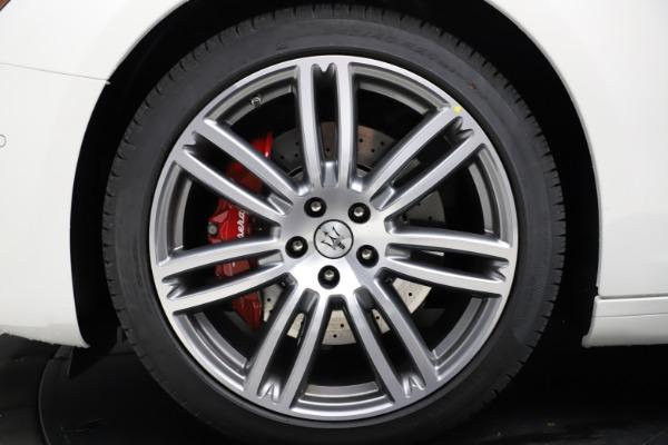 New 2021 Maserati Ghibli S Q4 GranLusso for sale $95,835 at Maserati of Greenwich in Greenwich CT 06830 13