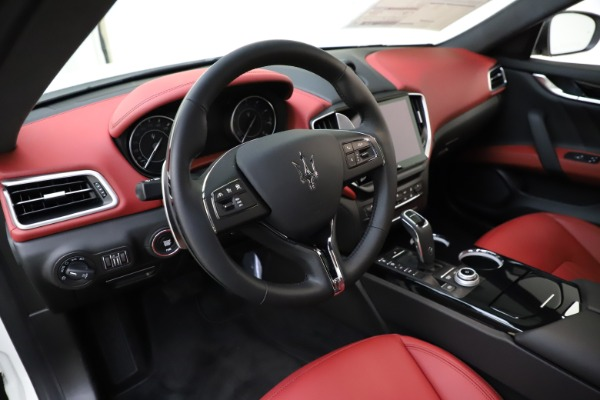 New 2021 Maserati Ghibli S Q4 GranLusso for sale $95,835 at Maserati of Greenwich in Greenwich CT 06830 16