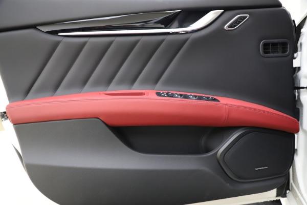 New 2021 Maserati Ghibli S Q4 GranLusso for sale $95,835 at Maserati of Greenwich in Greenwich CT 06830 17
