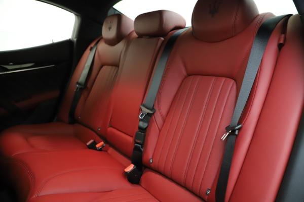 New 2021 Maserati Ghibli S Q4 GranLusso for sale $95,835 at Maserati of Greenwich in Greenwich CT 06830 19