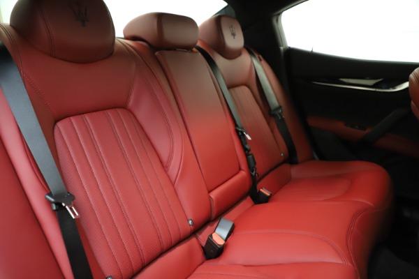 New 2021 Maserati Ghibli S Q4 GranLusso for sale $95,835 at Maserati of Greenwich in Greenwich CT 06830 25