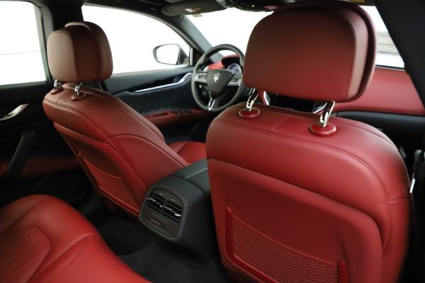 New 2021 Maserati Ghibli S Q4 GranLusso for sale $95,835 at Maserati of Greenwich in Greenwich CT 06830 27