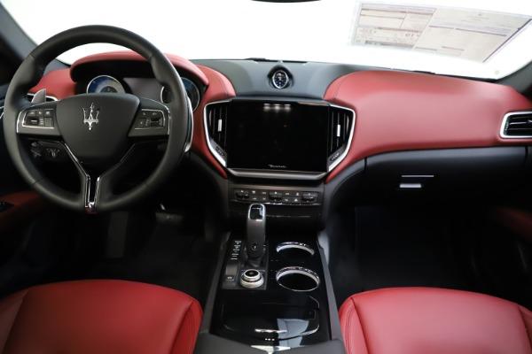 New 2021 Maserati Ghibli S Q4 GranLusso for sale $95,835 at Maserati of Greenwich in Greenwich CT 06830 28