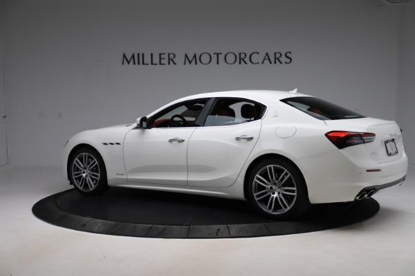 New 2021 Maserati Ghibli S Q4 GranLusso for sale $95,835 at Maserati of Greenwich in Greenwich CT 06830 4