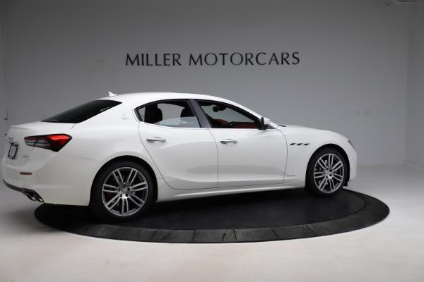 New 2021 Maserati Ghibli S Q4 GranLusso for sale $95,835 at Maserati of Greenwich in Greenwich CT 06830 8