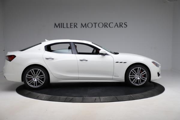 New 2021 Maserati Ghibli S Q4 GranLusso for sale $95,835 at Maserati of Greenwich in Greenwich CT 06830 9