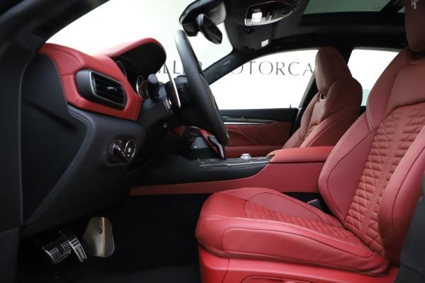 New 2021 Maserati Levante GTS for sale $140,585 at Maserati of Greenwich in Greenwich CT 06830 14