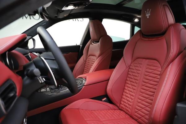New 2021 Maserati Levante GTS for sale $140,585 at Maserati of Greenwich in Greenwich CT 06830 15