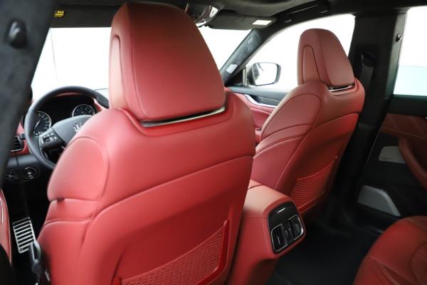 New 2021 Maserati Levante GTS for sale $140,585 at Maserati of Greenwich in Greenwich CT 06830 20