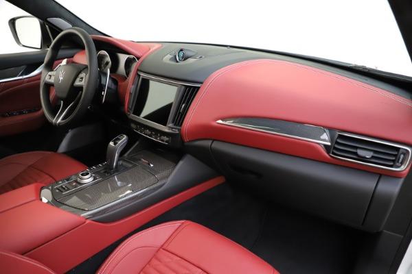 New 2021 Maserati Levante GTS for sale $140,585 at Maserati of Greenwich in Greenwich CT 06830 23