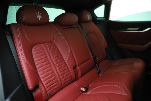 New 2021 Maserati Levante GTS for sale $140,585 at Maserati of Greenwich in Greenwich CT 06830 24