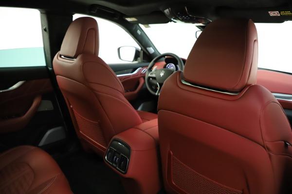 New 2021 Maserati Levante GTS for sale $140,585 at Maserati of Greenwich in Greenwich CT 06830 26