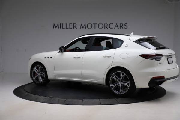 New 2021 Maserati Levante GTS for sale $140,585 at Maserati of Greenwich in Greenwich CT 06830 4