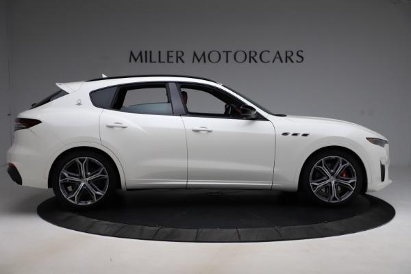 New 2021 Maserati Levante GTS for sale $140,585 at Maserati of Greenwich in Greenwich CT 06830 9