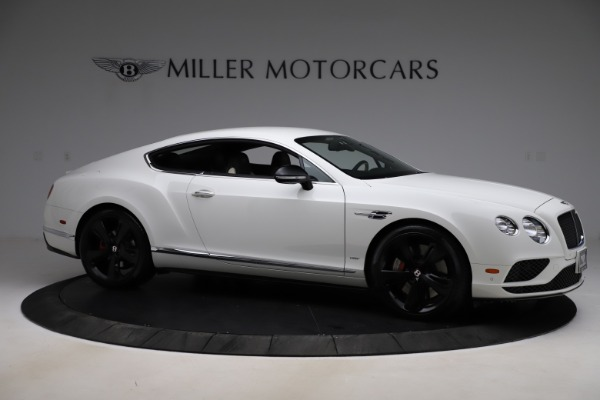 Used 2017 Bentley Continental GT V8 S for sale Call for price at Maserati of Greenwich in Greenwich CT 06830 10