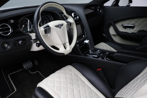 Used 2017 Bentley Continental GT V8 S for sale Call for price at Maserati of Greenwich in Greenwich CT 06830 17
