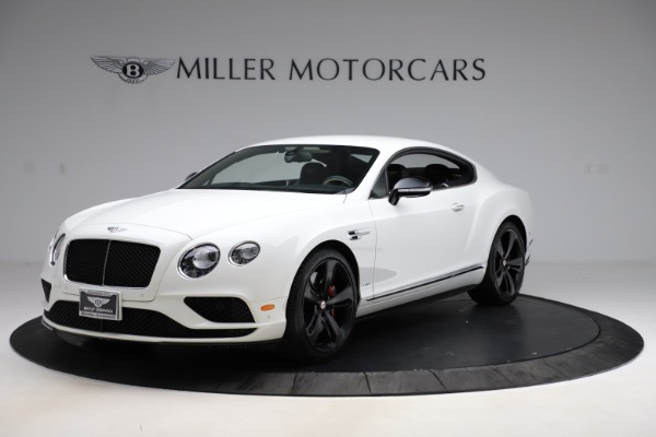 Used 2017 Bentley Continental GT V8 S for sale Call for price at Maserati of Greenwich in Greenwich CT 06830 2