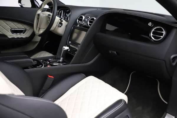 Used 2017 Bentley Continental GT V8 S for sale Call for price at Maserati of Greenwich in Greenwich CT 06830 23